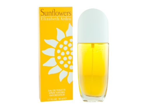 Elizabeth Arden Sunflowers femme / woman, Eau de Toilette, 50 ml -