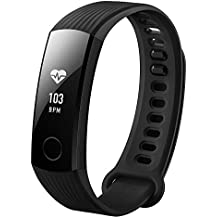 (CERTIFIED REFURBISHED) Honor Band 3 Activity Tracker (Black)