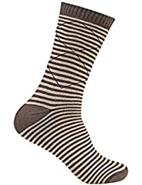 Supersox Men's Pack of 1Combed Cotton Terry Socks