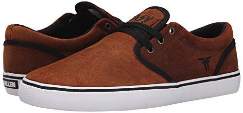 Fallen The Easy Skate Shoe Brown/Black