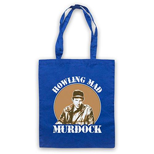 Ispirato Da Un Team Howlin Pazzo Murdock Ufficiosamente Blu Capo