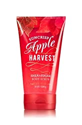 SUNCRISP APPLE HARVEST Signature Collection Shea & Sugar Body Scrub 8 oz / 226 g