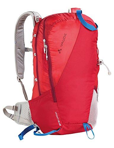 VAUDE Updraft 18 LW, Wanderrucksack,Trekkingrucksack,Skitourenrucksack Magma