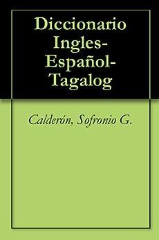 Diccionario Ingles-Español-Tagalog de [Calderón, Sofronio G.]