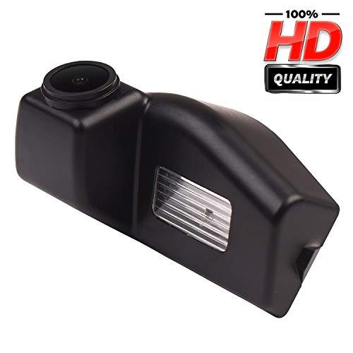 170° HD Rückfahrkamera 1280 * 720 Pixel 1000TV Linien Kamera Rückfahrkamera wasserdicht Nachtsicht Rückansicht Einparkhilfe Kennzeichenleuchte für Mazda 3 Mazda 2 Mazda3 Sport Mazda2 2009-2011