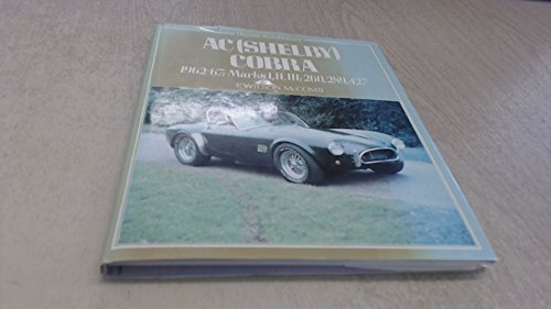 A. C. (Shelby) Cobra (Autohistory) for sale  Delivered anywhere in UK