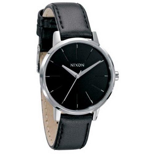Nixon Women's Quartz Watch A108000-00 A108000-00 with Leather Strap