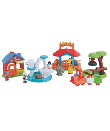 Image of HappyLand Zoo by Early Learning Centre