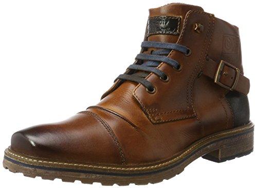bugatti Herren 311382301132 Klassische Stiefel, Braun, 44 EU