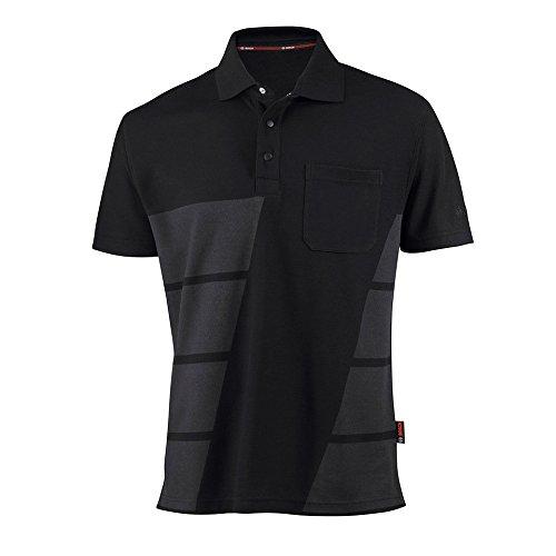 Bosch Arbeitsshirt, groß XL, farblos, XL, WPSI 09 Polo-Shirt Gr.XL