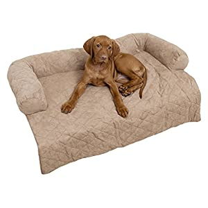 Wenko Tier-Couch, für das Sofa, 92 x 10 x 74 cm, braun