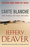 Carte Blanche: A James Bond Novel