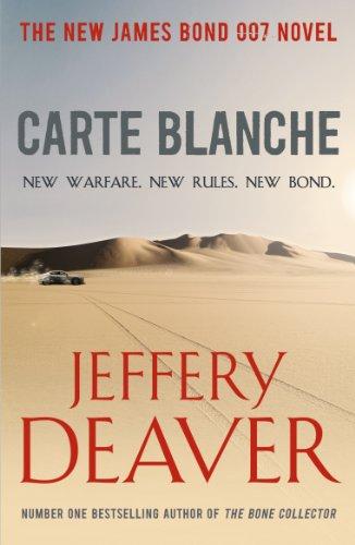 Carte Blanche (James Bond) by Jeffery Deaver
