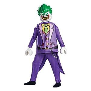 Jakks 66313K Joker Deluxe M (7–8J.), Viola, 127–136cm 0039897663135 LEGO