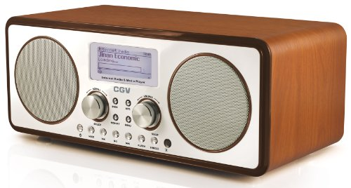 CGV DR-30I Radio/Radio-réveil