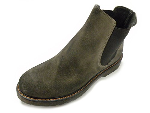 HAPPINESS SCARPONCINO ELASTICO TIPO BEATLE TAUPE UNISEX TAUPE