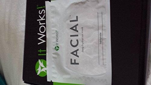 WRAP IT WORKS VISAGE PACK DE 4