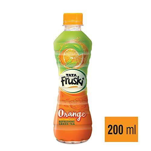 Tata Fruski Orange PET Bottle, 200ml
