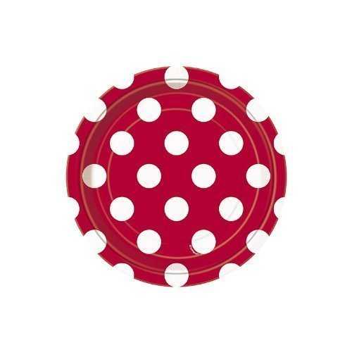 red polka dot paper plates 200 matches ($059 - $15000) find great deals on the latest styles of pink and white polka dot paper plates compare prices & save money on party supplies.