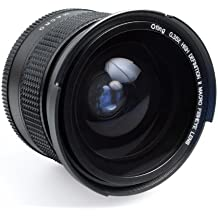 Objetivo súper Gran Angular Fisheye OTING 0.35X con Macro para Nikon D7200 D7100 D7000 D5300 D5200 D5100 D5000 D3300 D3200 D3100 D3000 D810 D800 D700 D610 D600 D300 D300S D200 D100 D90 D80 D70 D60 D40 D4 D3 D3X D3S D2 D1