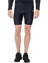 Ultrasport Herren Fitnesshose, kurz – Sport Shorts für Männer mit Quick-Dry-Funktion für schnelles Trocknen / kurze Funktionshose, geeignet für sämtliche Sportarten – in den Größen S, M, L, XL, XXL