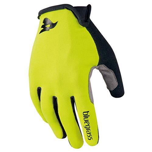 bluegrass Magnete Lite Gloves safety yellow/white Größe M 2017 Fahrradhandschuhe