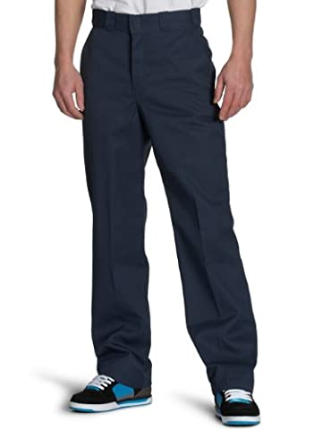 Dickies 874 Work Pant Herren-Hose Navy Blue Gr. 33/34