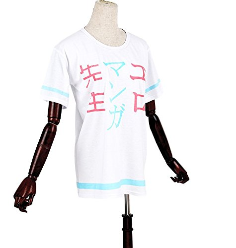 (Skylynn--Anime Eromanga Sensei Spielzeug Izumi Sagiri cosplay Kostüme, Mailen Sie uns Ihre Größe (M 155-160cm 45-50kg, T-Shirts))