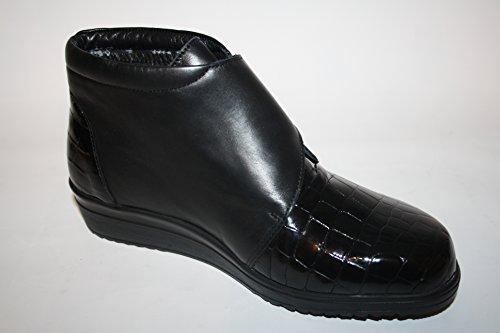 Meisi Karin 33381 54 Damen Schuhe Stiefeletten Schwarz