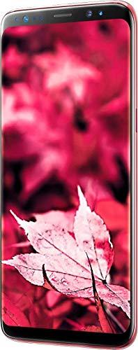 Samsung Galaxy S8 (Red, 4GB RAM, 64GB)