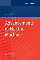 Advancements in Electric Machines (Power Systems) by J. F. Gieras (2010-10-22)