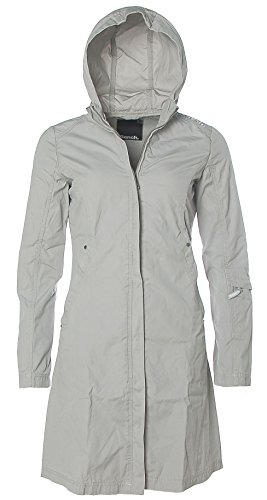 Bench - Big Chill Parka cappotto, Donna, grigio, 34