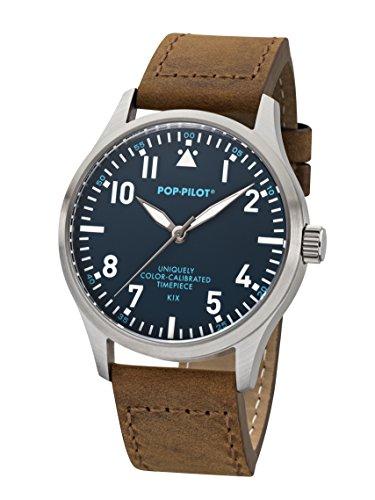 pop-pilotr-montre-daviateur-kix-montre-pour-homme-avec-bracelet-en-cuir-i-i-bleu-i-etanche-i-hamburg