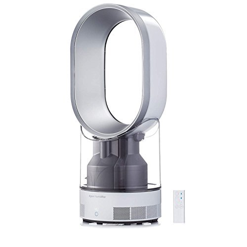 Dyson AM10 Humidifier and Fan, White/Silver by Dyson