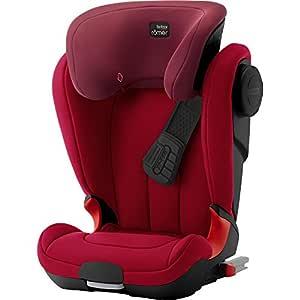 Britax Römer Kindersitz 15-36 kg, Autositz Gruppe 2/3, KIDFIX XP SICT, flame red