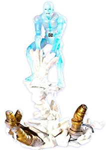 Marvel Legends Series 8 Ice Man Action Figure by Toy Biz