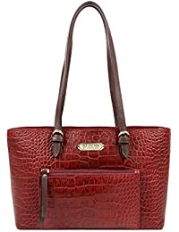 Isle Locada By Hidesign Women's Shoulder Bag (Red)