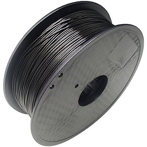 HICTOP stampante 3D 1,75 millimetri ABS Filament - 1 kg bobina (2,2 lbs) - Precisione dimensionale +/- 0,05 millimetri