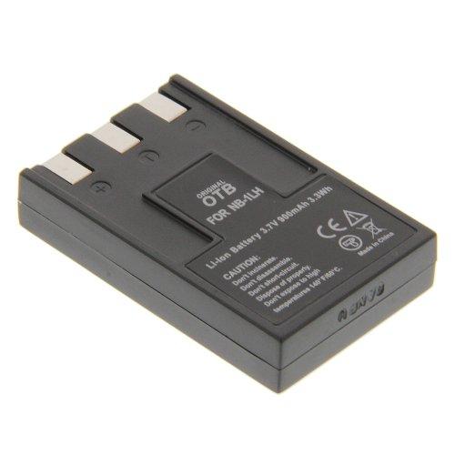 Akku ersetzt NB-1LH NB-1L für Jenoptik JD 5.2 z3 MPEG4 JD 6.0 z3 MPEG4