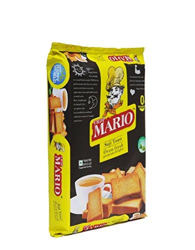 TRDP MARIO SUJI TOAST 300g ( Pack of 2 )