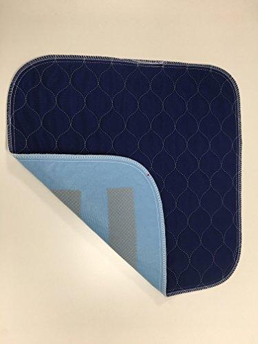 Fiducia Inkontinenz/Sitzauflage/Stuhlauflage/waschbar, 45x45 cm mit Anti-Rutsch auf der Rückseite, Auflage für Sofa, Rollstuhl, Autositz -
