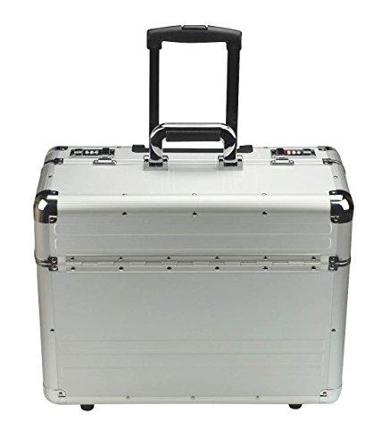 ALUMAXX Pilotenkoffer Alukoffer Trolley OMEGA