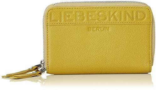 Liebeskind Berlin Damen Ursophiw8 Urban Geldbörse, Gelb (Senf Yellow), 3.7x11.0x16.0 ()