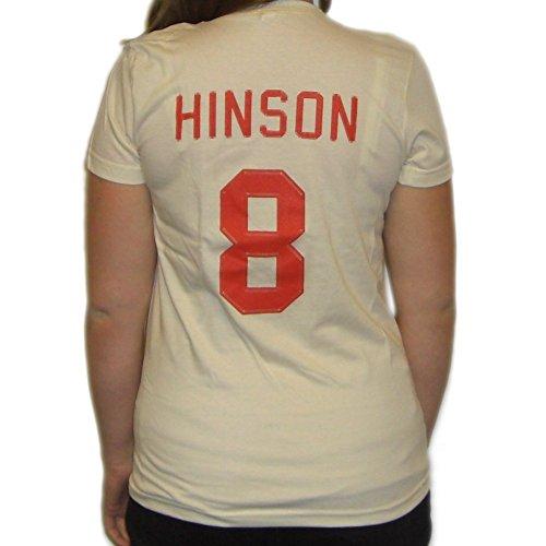 kford Peaches Jersey T-Shirt-Womens Medium (Rockford Peaches)