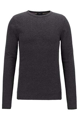 BOSS Herren T-Shirt Tempest, Schwarz (Black 001), X-Large