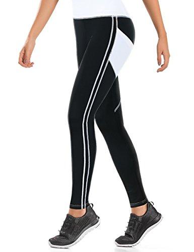 Snellente A Vita Alta Controllo Leggings Extra Strong Forte Leggings Women's Clothing Per La Pancia Soft And Antislippery