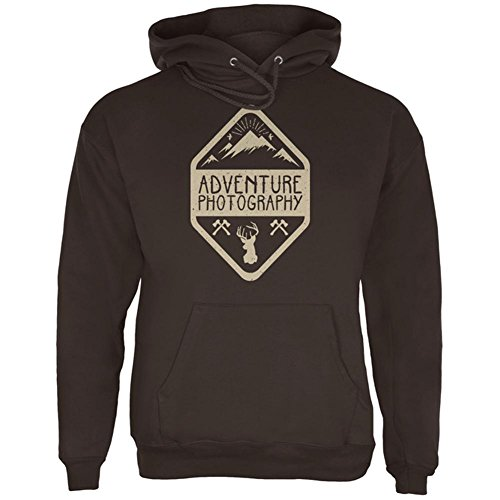 Old Glory Adventure Photography Mens Hoodie