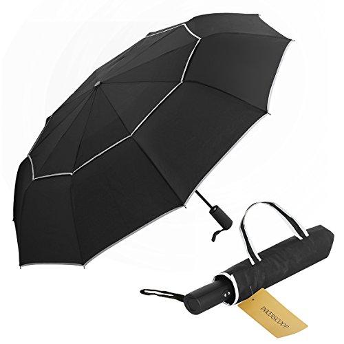Sehr gut verarbeitet über Regenschirm