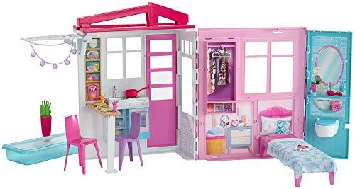 Barbie Casa de muñecas con accesorios
