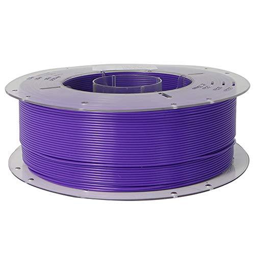 Z.L.FFLZ 3D Druckerteile Qualitätsmarke 3D Drucker Filament 1.75 1kg PLA Kunststoff Gummi Verbrauchsmaterial